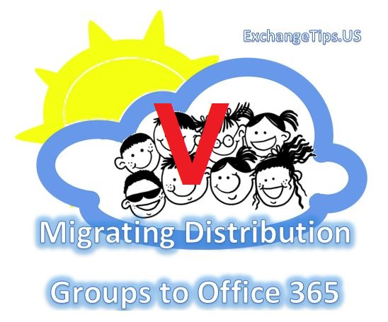 Migrating distribution groups to office 365, part 5: Recreating dynamic distribution groups in the cloud.